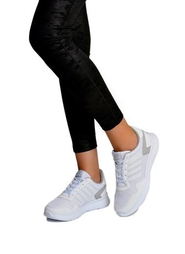 POLO1988 Ayakkabı Beyaz